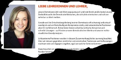 Vorwort v. Frau Köhler